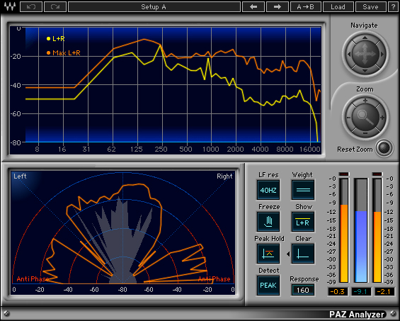 to fix messy audio video editing packages can use analysers